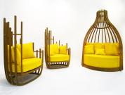 Very Modern Outdoor Furniture Collection By Deesawat!
