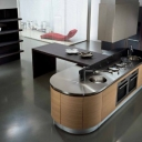 Futuristic-Kitchen-Modular-Kitchens-by-Pedini-530x357