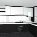 Stylish-Black-Kitchen-for-Luxury-Interior-Design-Ideas