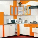 Under The Counter Kitchen Cabinets With Matching Floating Cabinets