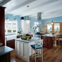 blue-modern-modular-kitchen