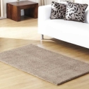 Dakota Brown Wool Rug