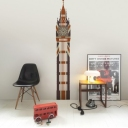Nursery Walls   Big Ben Wall Clock  Sticker